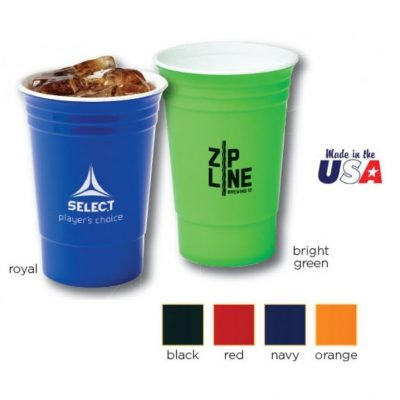 16 Oz. Reusable Stadium Cup