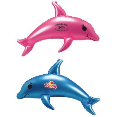 "22"" Dolphin Inflatable Zoo Animal"