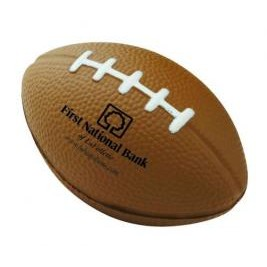 "3"" Foam Football Stress Reliever"
