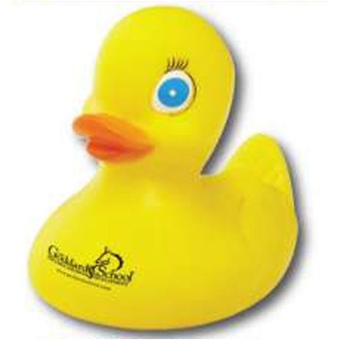"3"" Rubber Duck"