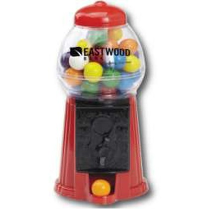 "6 1/4"" Mini Bubble Gum Machine"