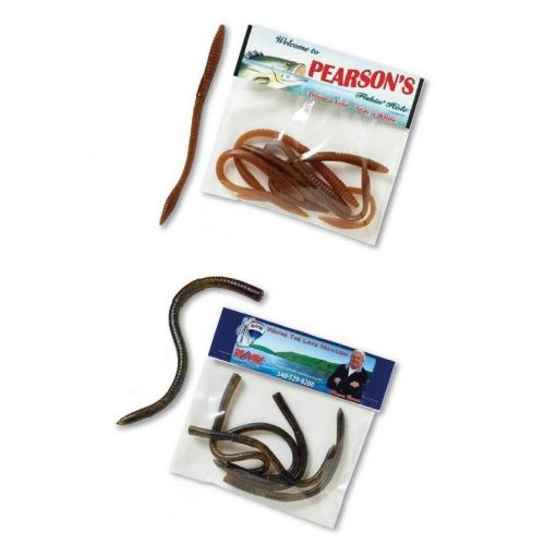 6-Pack Worm Fishing Packet