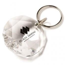 Acrylic Diamond Keychain