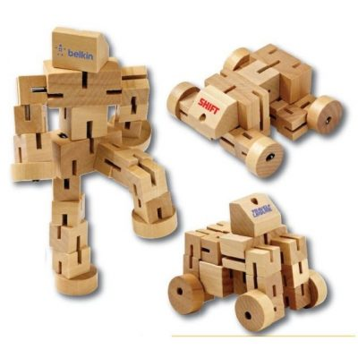 Auto-Botic Robot Puzzle Fidget Toy
