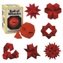 Ball of Whacks Puzzle