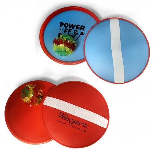 Catch Game w/ Lighted LED Suction Cup Ball