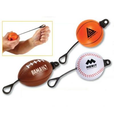 Football Slingshot Flying Stress Ball
