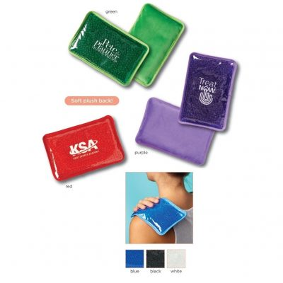 Plush Back Hot/Cold Therapy Gel Pack