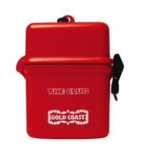 Portable Beach Safe with Cord