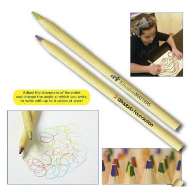 Quattro Color 4-in-1 Eco Pencil