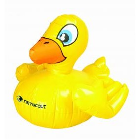 Rubber Duck Inflatable Zoo Animal