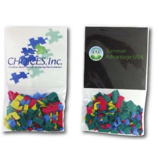 Seed Paper Confetti Packets