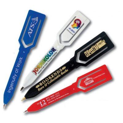 Spearhead Bookmark Pen