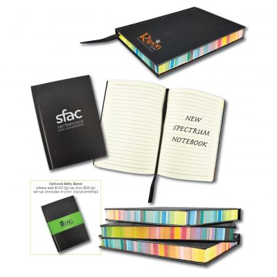 Spectrum Notebook