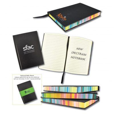 Spectrum Notebook