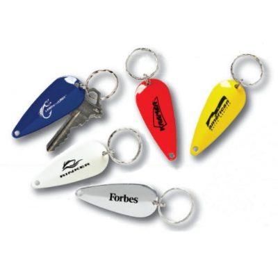 Spoon Lure Keychain