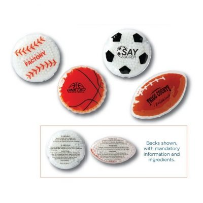 Sports Hot/Cold Therapy Gel Pack-Soccer
