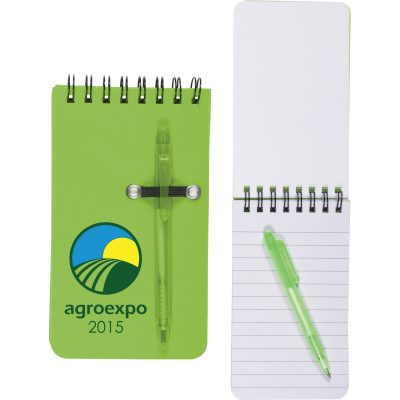 "Value Mini 3""x 5"" Jotter & Pen"