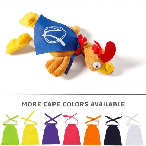 Flying Crowing Rooster Plush Stuffed Animal