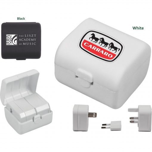 Frequent Traveler Power Adapter Set