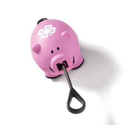Pig Slingshot Flying Stress Ball