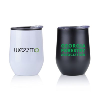 Stainless Steel Lined Vacuum Wine Tumbler