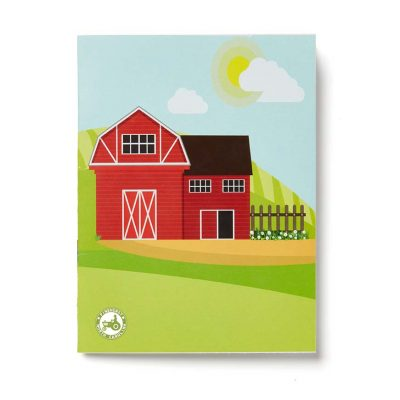 Kid's Reusable Sticker Activity Book