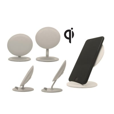 Round Wireless Charging Stand