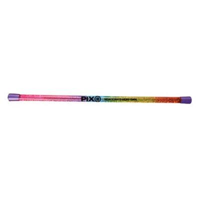 Rainbow Glitter Baton