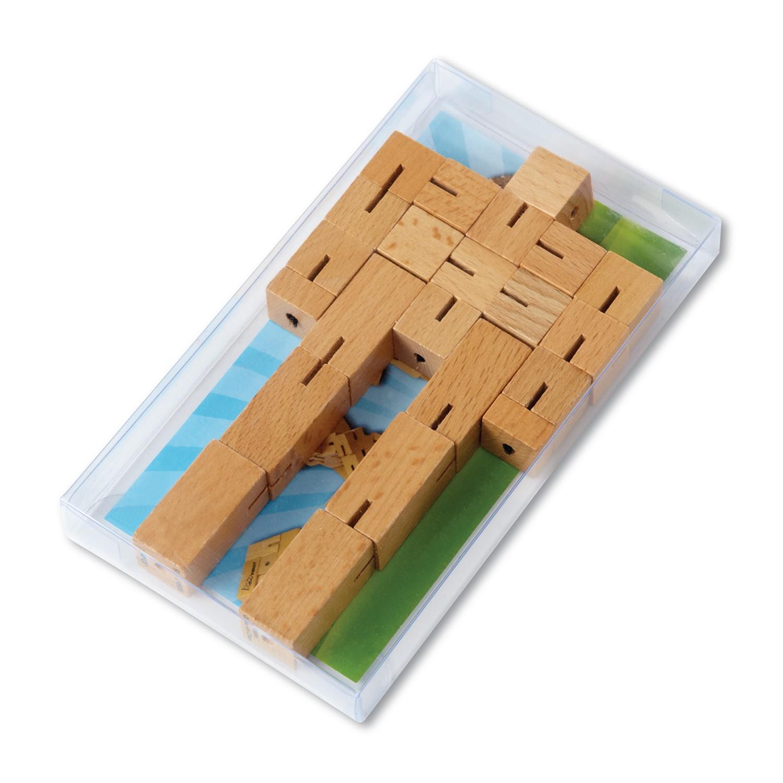 Robo Cube Puzzle Fidget Toy