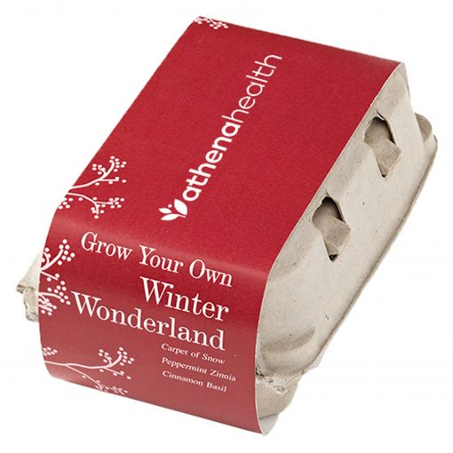 Winter Wonderland Grow Your Own Garden Kit w/Seeds