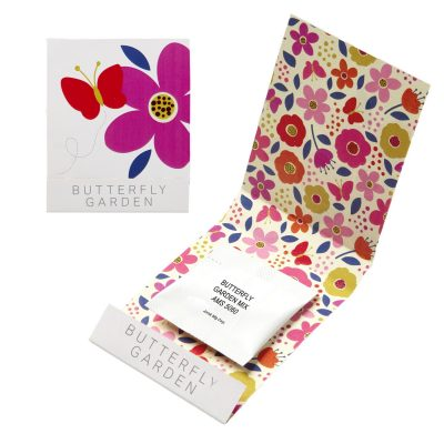 Butterfly Garden Seed Matchbook