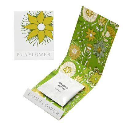 Sunflower Seed Matchbook