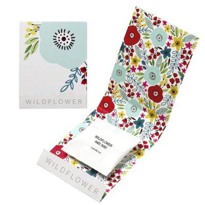 Wildflower Seed Matchbook