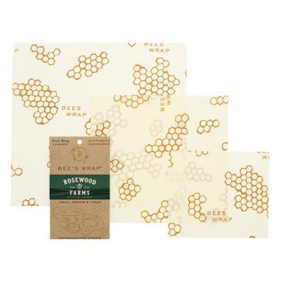 Beeswrap Set of 3
