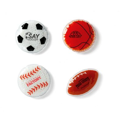 Sports Hot/Cold Therapy Gel Pack-Baseball